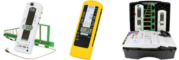 Elektrosmog messen und bewerten