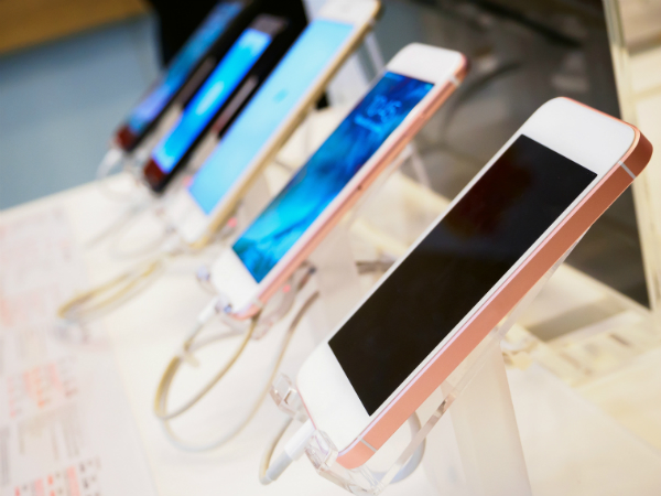Alle frei verkaeuflichen neuen Handys und Smartphones erfuellen den obersten Grenzwert