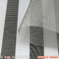 Edelstahlgewebe V4A03 HF+NF Breite 150 cm 1 Laufmeter