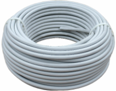 Geschirmtes Kabel Geschirmte Mantelleitung 3 x 1,5 Quadratmillimeter 1 Laufmeter