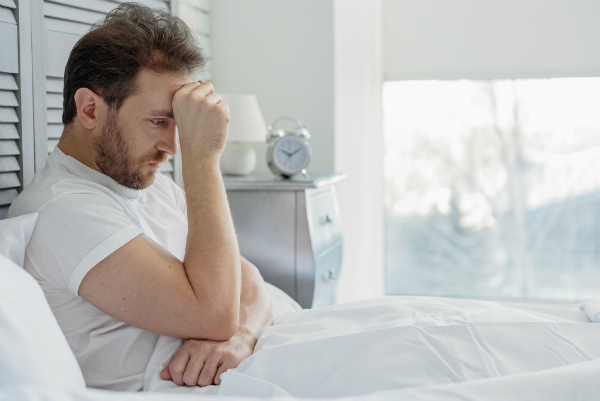 Personen mit Elektrosensibilitaet leiden haeufig auch unter Schlafstoerungen