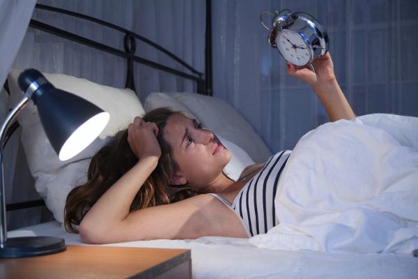 Schlafstoerungen als Symptom