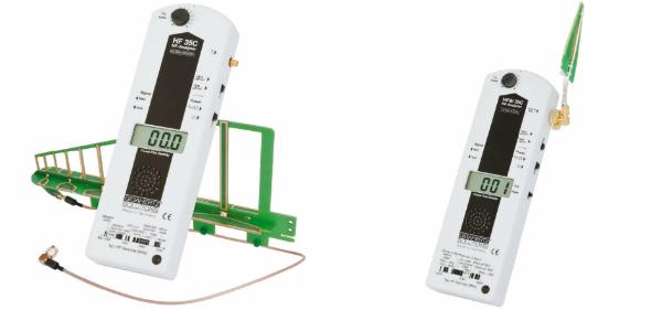 HF Messgeraete von Gigahertz Solutions