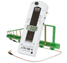 Messgeraet zur einfachen Bewertung der Belastungssituation durch Elektrosmog