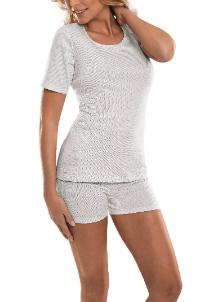Abschirmkleidung Unterwaesche Antiwave Damen Shorts HF