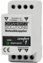 Netzfreischalter Comfort NA1 mit VDE zur Elektrosmog Abschirmung