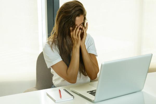 Symptome von oxidativem Stress