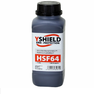 Abschirmfarbe HSF64 | HF+NF | 1 Liter