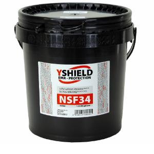 Yshield Abschirmfarbe NSF34 | NF | 5 Liter