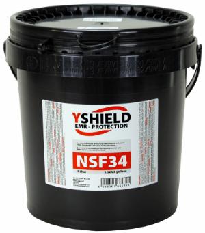 Abschirmfarbe NSF34