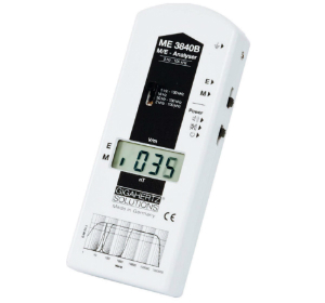 NF | Gigahertz-Solutions | Messgerät ME3840B