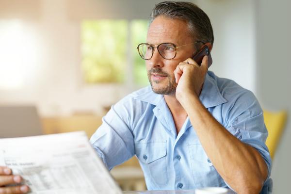 Tägliches Telefonieren mit dem Handy kann gesundheitliche Nachteile mit sich bringen