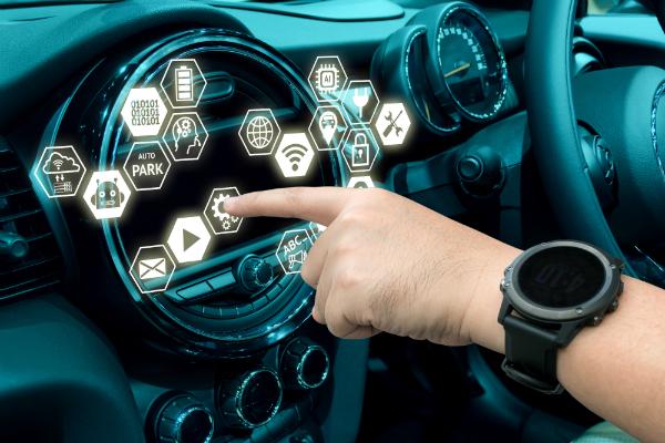 Autonome Fahrzeuge benoetigen schnelle Reaktionszeiten