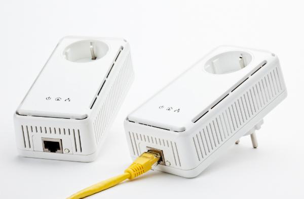 Stromnetzwerk mit dLAN