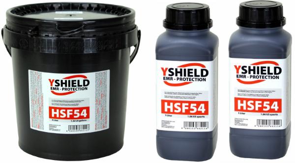 Abschirmfarbe HSF54 | HF+NF