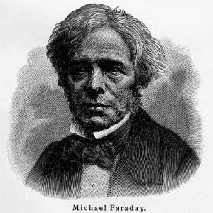 Ein Bild von Michael Faraday