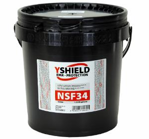Abschirmfarbe NSF34 | NF | 5 Liter
