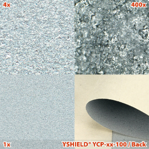Abschirmtapete YCP-100-100 | HF+NF | Breite 100 cm