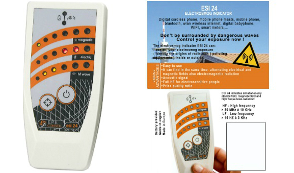 HF+NF | EPE Conseil Indikator ESI 24