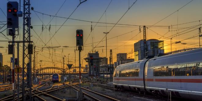 Elektrosmog Durch Die Bahn Esmog Magazin