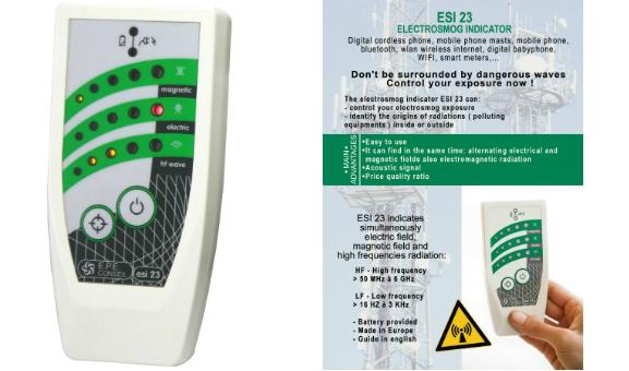 HF+NF | EPE Conseil Indikator ESI 23
