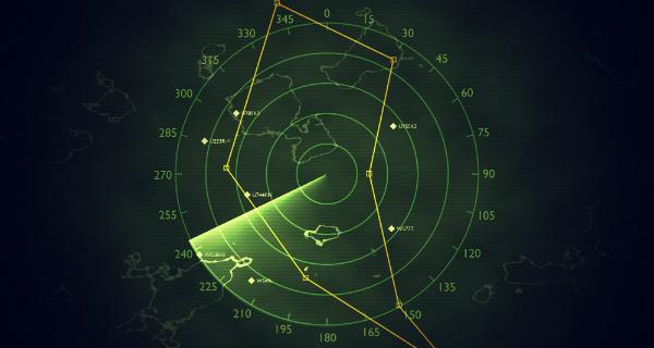 Radaranlagen wurden ursprünglich für militärische Zwecke erfunden