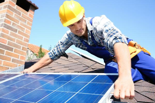 Solaranlage mit Bedacht platzieren