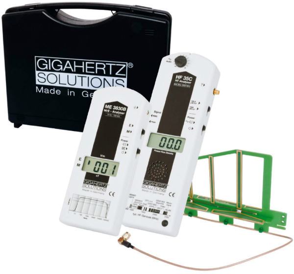 HF+NF | Gigahertz-Solutions | Messkoffer MK20
