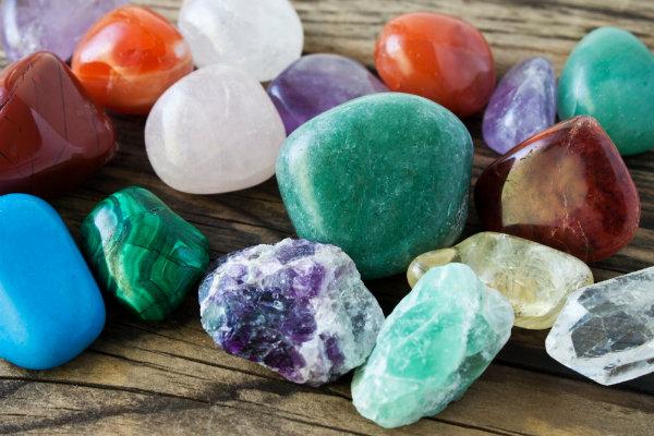 Esoterische Steine
