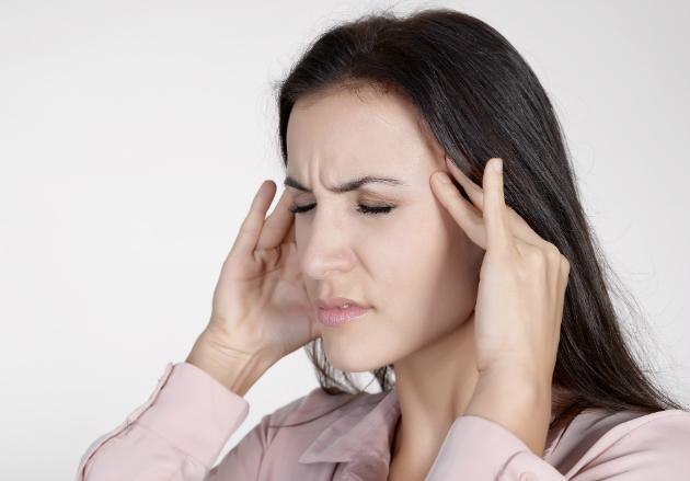 Kopfschmerzen als Folge von Strahlung
