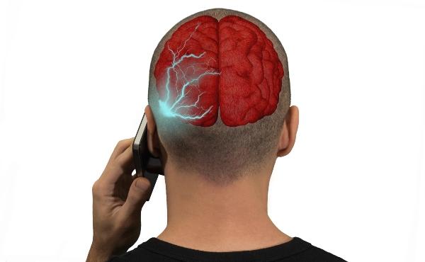 Mobilfunkstrahlen sind hochfrequente elektromagnetische Felder | Auswirkung auf das Gehirn