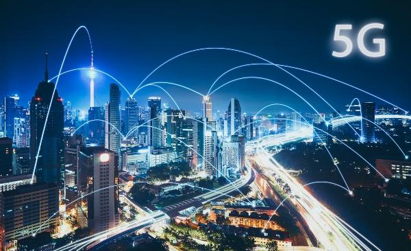 5G-Netzwerk-Funksysteme und Internet der Dinge