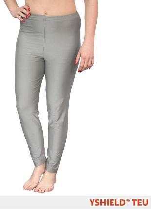 Abschirmende lange Unterhose aus Silver-Elastic TEU | HF+NF