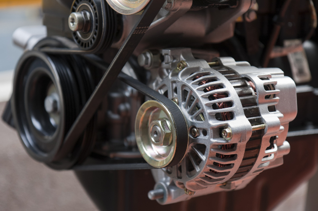 Lichtmaschine im Auto -Quelle für Elektrosmog im Auto