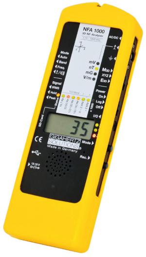 NF | Gigahertz-Solutions | 3D Messgerät NFA1000
