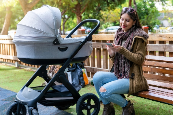 Handystrahlung fuer Babys noch schaedlicher
