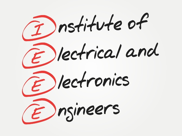IEEE Institute of Electrical and Electronics Engineers