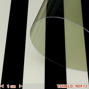 Abschirmende Fensterfolie RDF72 HF Breite 76 cm 1 Laufmeter