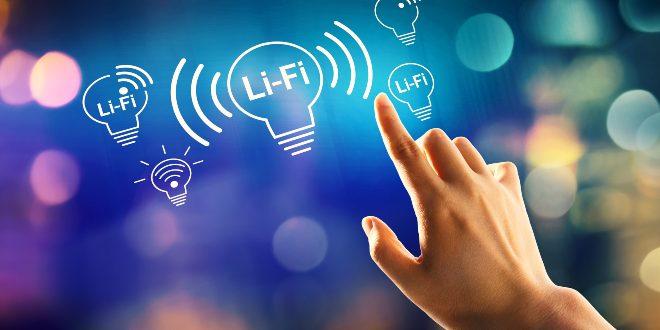 Lichtmodulation als WLAN-Alternative