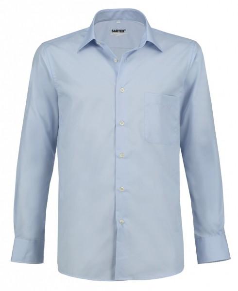 ESMOG-Shop_Strahlenschutz-Hemd hellblau