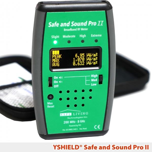 Safe and Sound Pro II_5G-Messgerät