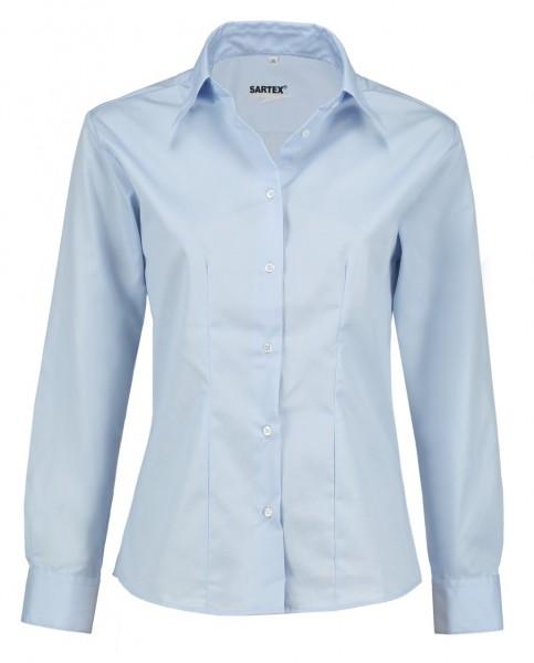 ESMOG-Shop_Strahlenschutz-Bluse hellblau